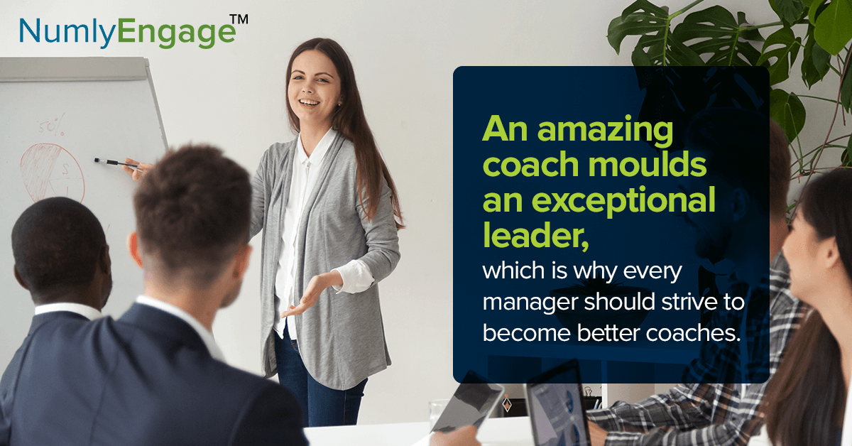 A Manager's Guide to Coaching Their Teams