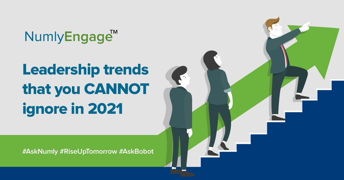 Leadership Trends to Look Forward to In 2021